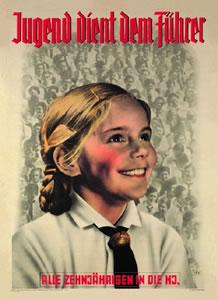 der Hitler-YouthLeague...