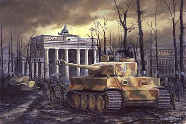 The Downfall Of Berlin & The Death Of Hitler